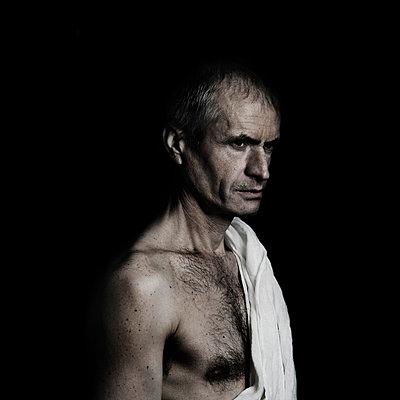Portrait - p910m741480 by Philippe Lesprit