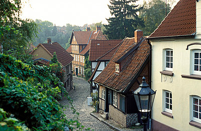 Small town - p0190092 by Hartmut Gerbsch
