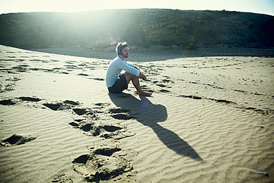 Beat am Beach - p1123m1093249 von Johannes Kruse
