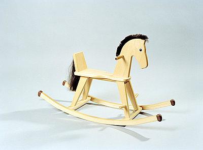 Rocking horse - p3790085 by Scheller
