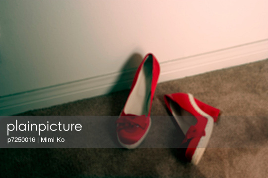 Feminine shoes - p7250016 by Mimi Ko