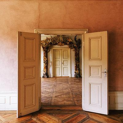 Passage Through the Doors - p1154m2134921 by Tom Hogan