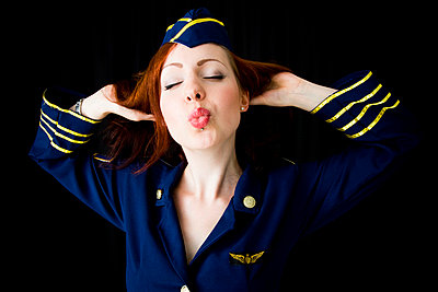Stewardess - p4130522 by Tuomas Marttila