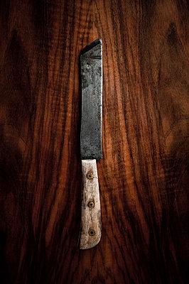 Altes Brotmesser - p2200847 von Kai Jabs