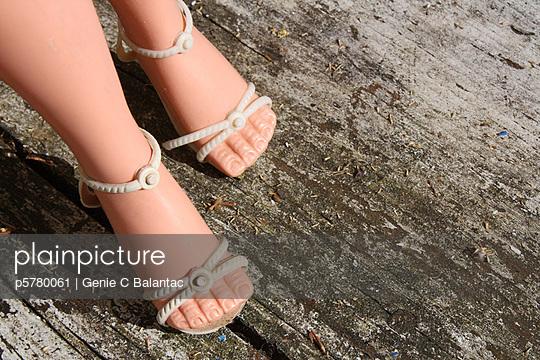 Riemchen Sandalen - p5780061 von Genie C Balantac
