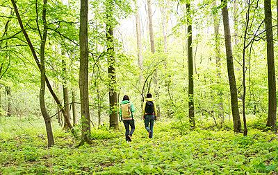 Wandertag - p608m1424841 von Jens Nieth