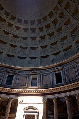 Pantheon Rom - La Rotonda - p1146m2054139 von Stephanie Uhlenbrock
