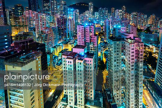 Hongkong - p416m1498132 von Jörg Dickmann Photography