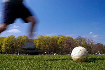 Schnell zum Ball - p0810137d von Alexander Keller