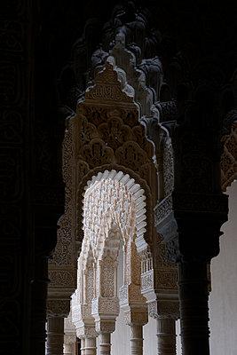 Granada - p345m1200434 von Rainer Gollmer