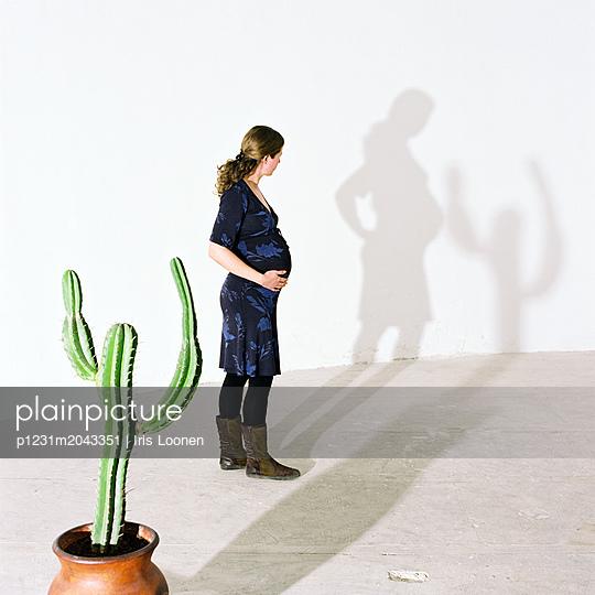 Schattenbild - p1231m2043351 von Iris Loonen