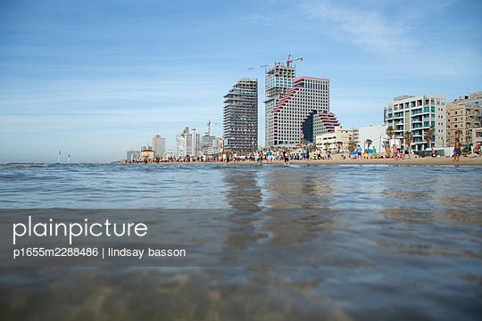 The City Of Tel Aviv - p1655m2288486 by lindsay basson