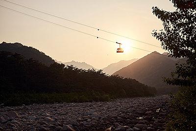 Korea, Seoraksan National Park - p1492m2223607 by Leopold Fiala