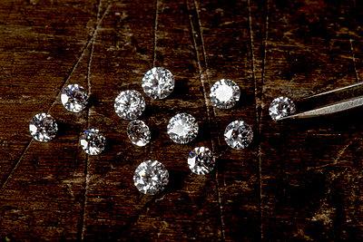 Edelsteine - p451m987488 von Anja Weber-Decker