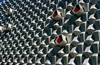 Fassade - p0190090 von Hartmut Gerbsch