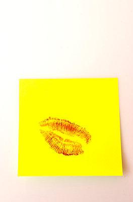 Kuss - p3820416 von Anna Matzen