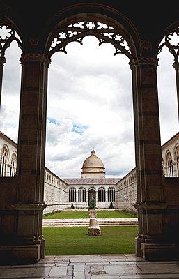 Camposanto in Pisa - p382m2021702 von Anna Matzen