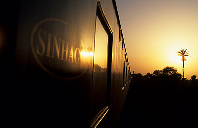 Train in India - p8700078 by Gilles Rigoulet