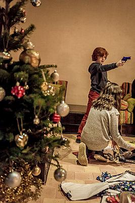 Christmas - p1402m1516892 by Jerome Paressant