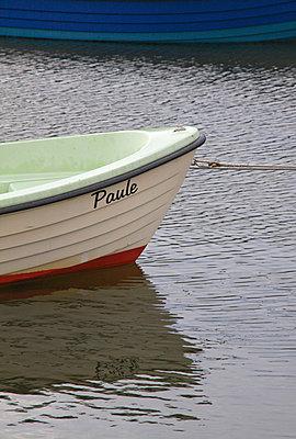 ruderboot paule hiddensee - p627m671172 by Hendrik Rauch