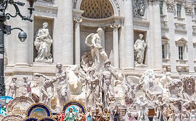 Trevi-Brunnen in Rom - p1275m1591726 von cgimanufaktur
