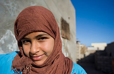Young bedouin - p2740184 by Stephan Elsemann