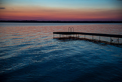 Dock - p535m1476438 by Michelle Gibson
