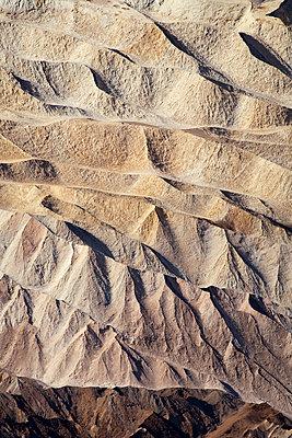 Golden Canyon vom Zabriskie Point aus - p1032m791570 von Fuercho