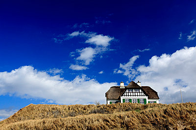 Dänisches Haus - p1790701 von Roland Schneider