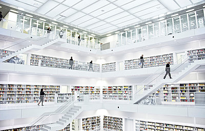 Library - p5870315 by Spitta + Hellwig
