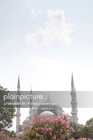 Istanbul - p798m826478 von Florian Loebermann