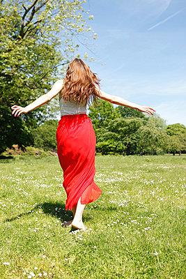 Joy of life - p045m816845 by Jasmin Sander