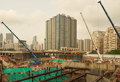 Hongkong Kowloon  - p850m1162845 von FRABO