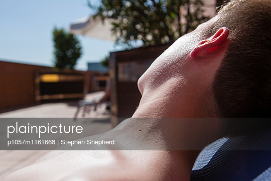 Sonnen - p1057m1161668 von Stephen Shepherd