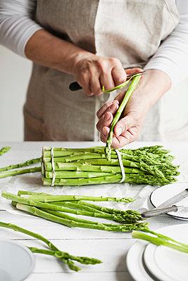 Asparagus - p1006m1051214 by Danel