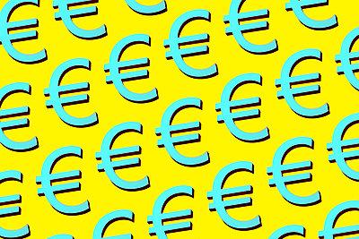 Euro - p1149m2027102 von Yvonne Röder