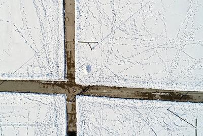 Theresienwiese im Winter - p1638m2232161 von Macingosh