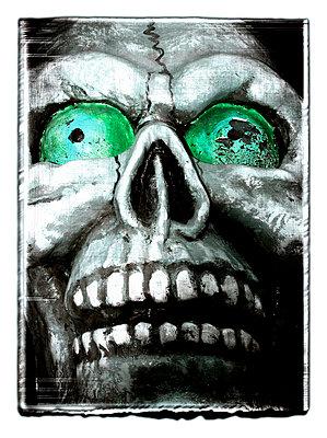Horror auf dem Rummel - p4510684 von Anja Weber-Decker