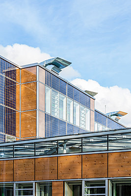 Germany, Geislingen an der Steige, energy efficient reconstruction of a school building - p300m1469810 by Werner Dieterich