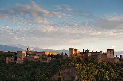 The Alhambra, Granada, Andalucia, Spain - p3436278 by Guillem Lopez