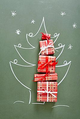 Geschenke, Geschenke - p464m1005469 von Elektrons 08