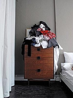 Schmutzige Wäsche - p551m938022 von Kai Peters