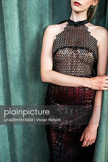 Verführerisches Kleid  - p1422m1515033 von Vivian Rutsch