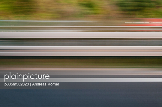 Blurred motion - p335m902828 by Andreas Körner
