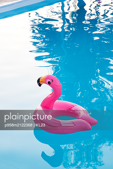 Bath toy  Flamingo - p958m2122368 by KL23
