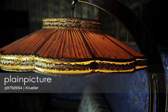 alter Lampenschirm - p9792654 von Klueter