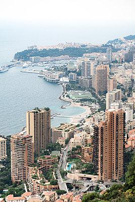 Monaco - p1486m2082907 von LUXart