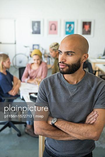 junger Unternehmer - p1156m1572713 von miep