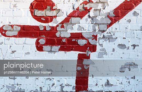 Wandmalerei: Eiskunstlauf - p1258m1146204 von Peter Hamel