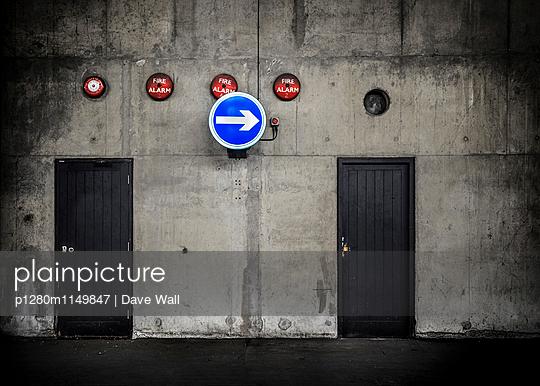 Beton - p1280m1149847 von Dave Wall